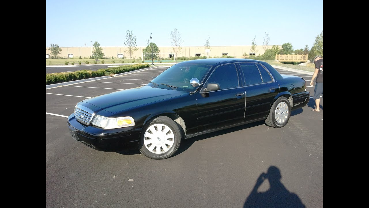 Ford Crown Victoria P Full Throttle