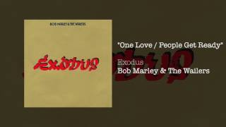 One Love People Get Ready Bob Marley The Wailers Exodus 1977