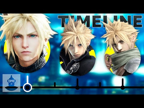 The Complete Final Fantasy Cloud Strife Timeline   The Leaderboard
