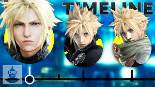 The Complete Final Fantasy Cloud Strife Timeline | The Leaderboard