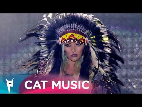 Delia Live @ Media Music Awards 2015