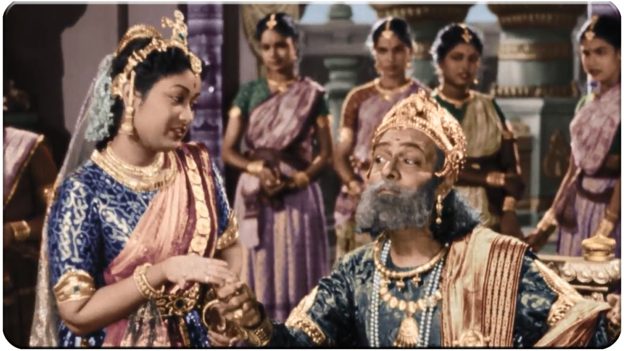 Image result for mayabazar movie relangi song
