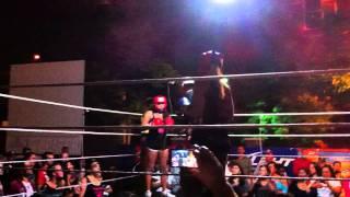 Foxy Boxing 6/23