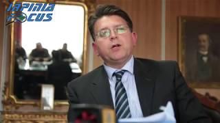 Comune di Avellino - la giunta delibera il dissesto - L'assessore Forgione ne spiega le ragioni