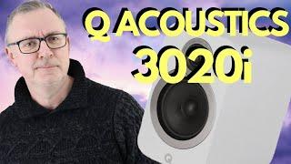 Q Acoustic 3020i Speaker Review