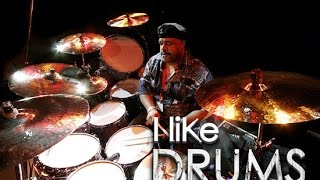 Dennis Chambers DRUM SOLO 2016 - ilikedrums