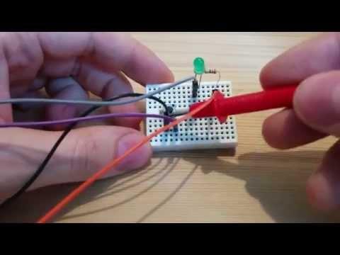 Урок 2 - Цифровой вход Arduino, работаем с кнопкой.