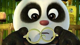 Нові мультики для дітей - Кротик і Панда - Очки + Виконання бажань