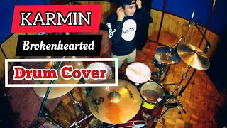 Brokenhearted - Karmin (Drum cover)