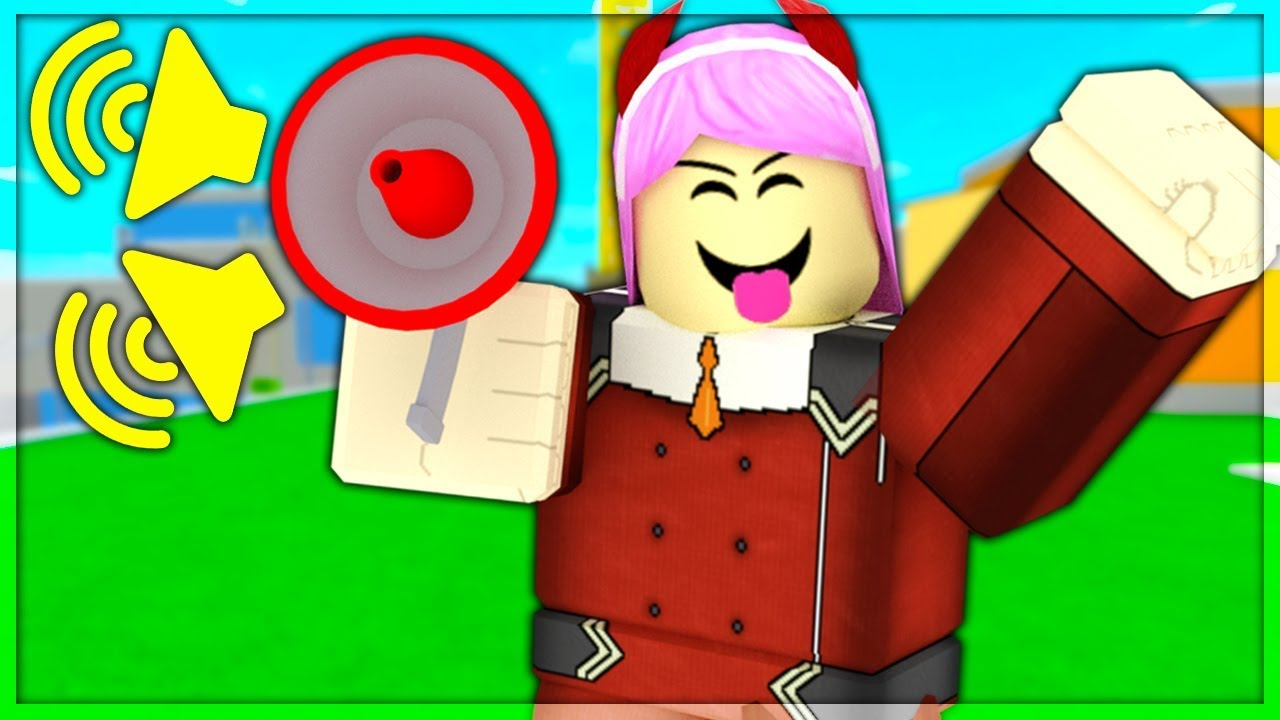 Level 0 To 100 In Arsenal Loud Megaphone Audios Ep 11 Roblox