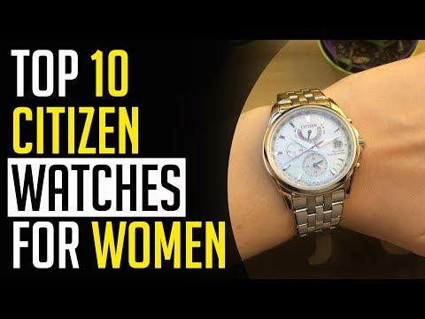Citizen Watch: Top 10 Best Citizen Watches For Women 2019