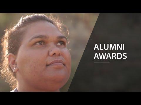 2016 Alumni Awards | Cherisse Buzzacott