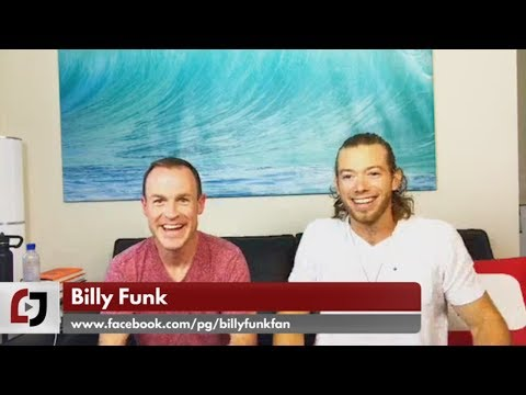 How He went from Broke to Busted to Badass | LIVE with Billy Funk