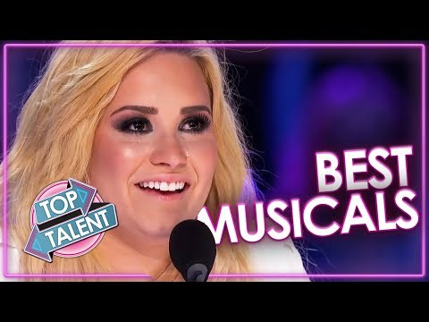 MUSIC FROM THE MOVIES | Top auditions from Got Talent, X Factor and Idols! | Top Talent