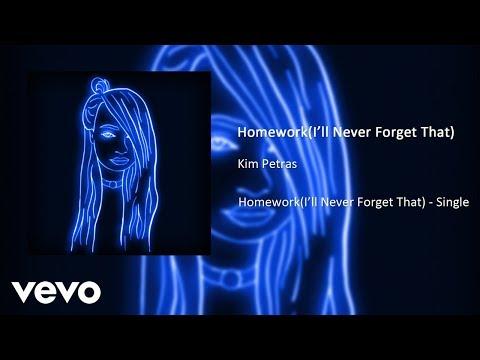 Kim Petras — Homework [Acoustic] Mp3