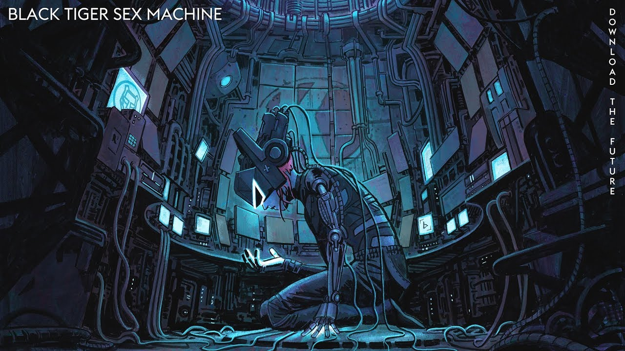 Black tiger sex machine insomniac