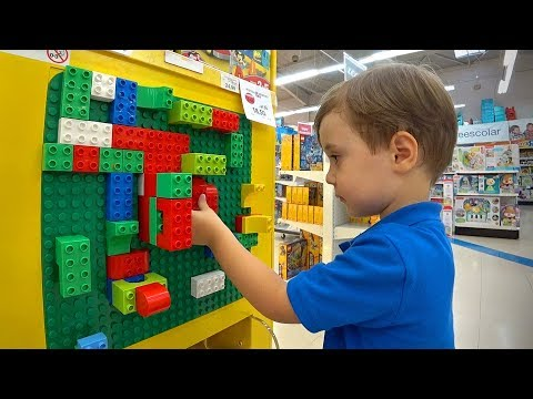 LEGO NA LOJA DE BRINQUEDOS TOYS R US!! Hot Wheels, Nerf, Star Wars, PJ Masks, Lego e Patrulha Canina