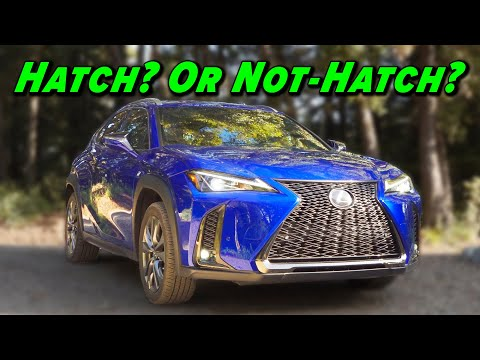 Bringing A Hatchback To a Crossover Fight   2021 Lexus UX