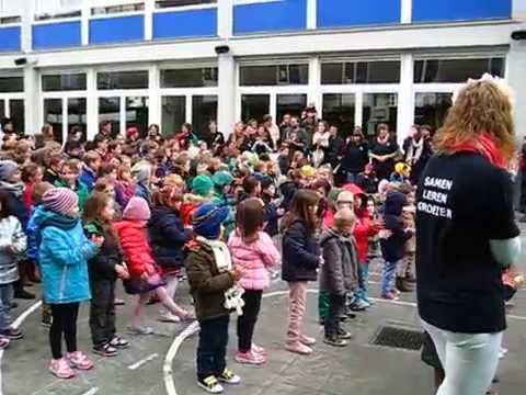 Samen leren groeinen O.L.V. van Vlaanderen