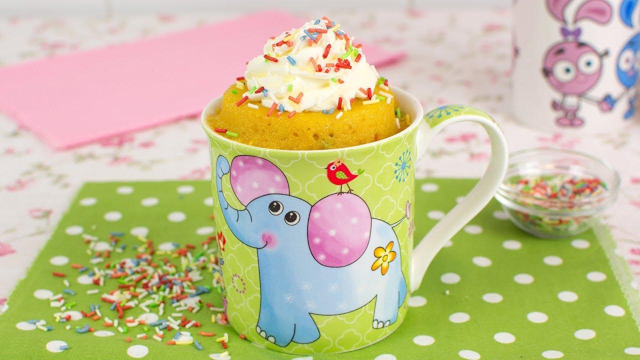 maxresdefault - Funfetti Mug Cake - Easy Vanilla Mug Cake with Sprinkles