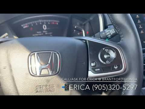 2019 Honda CRV EX-L