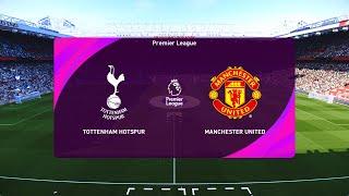Tottenham Vs Manchester United - Premier League 2021 Prediction