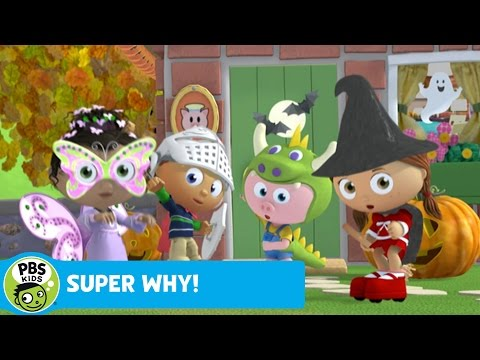 SUPER WHY!   Super Why's Super Celebrations   PBS KIDS