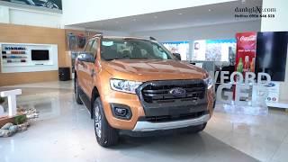 [danhgiaXe.com] Giới thiệu xe Ford Ranger 2019