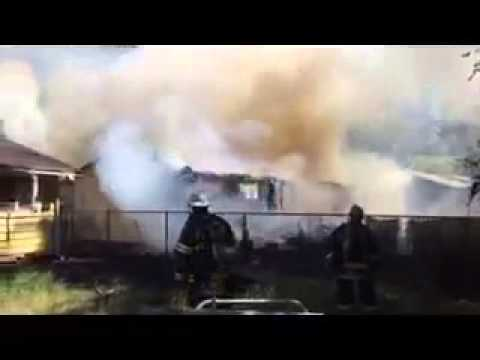 ARLINGTON WASHINGTON HOUSE FIRE 8.7.15