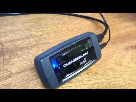 Review: Chamberlain myQ Gateway to add WiFi Garage Door Opening Capability