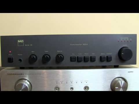 NAD 3020A Stereo Integrated Amplifier