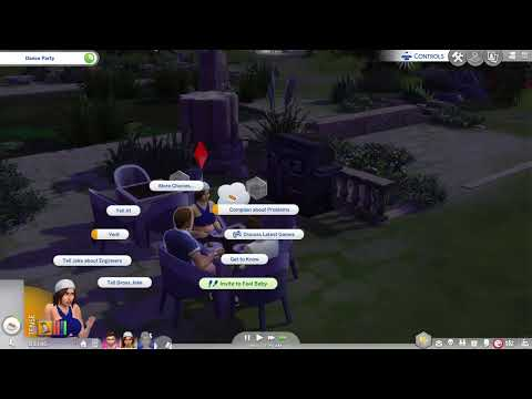 Sims4  Cats and Dogs #4