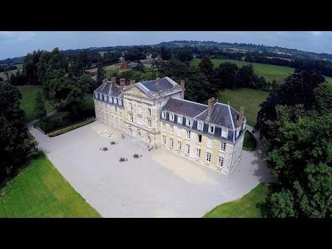 Elletta - Vidéo par drone - Immobilier d'exception - Châteaux et belles demeures