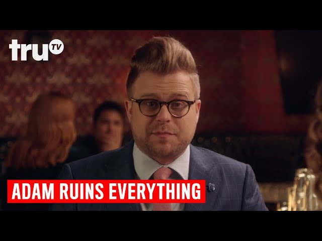 Adam Ruins Everything - Alpha Males Do Not Exist | truTV