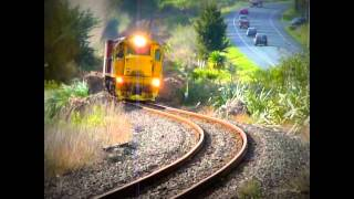 3 Foot 6: The Narrow Gauge Trains of New Zealand