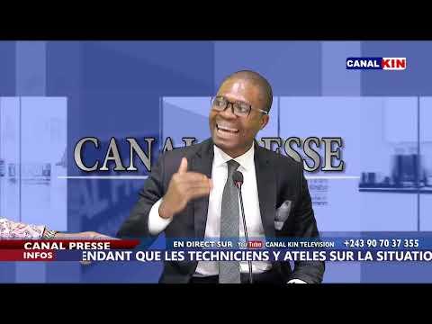 Canal Presse : IGF Azo sala mosala malamu to té ?