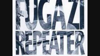 Watch Fugazi Greed video