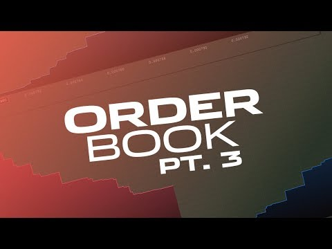 Order Book Trading Level 3