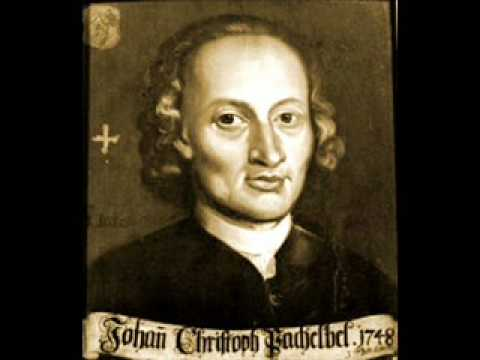 Pachelbel: Canon in D major for strings and concerto