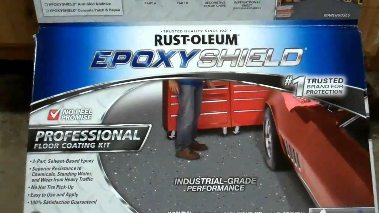 Rustoleum Floor Epoxy