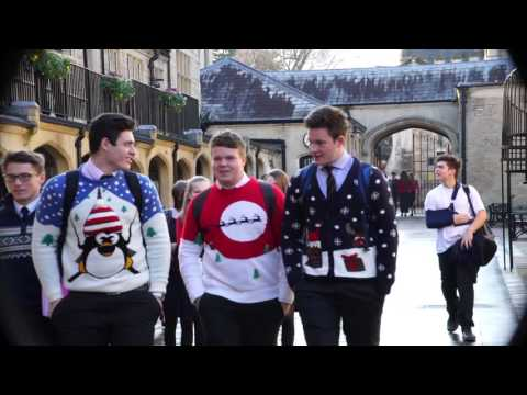 A Year At Cheltenham College - Highlights From 2015-16