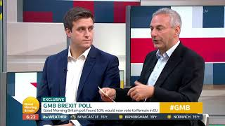 Kevin Maguire Explains Single Market and Customs Union | Good Morning Britain