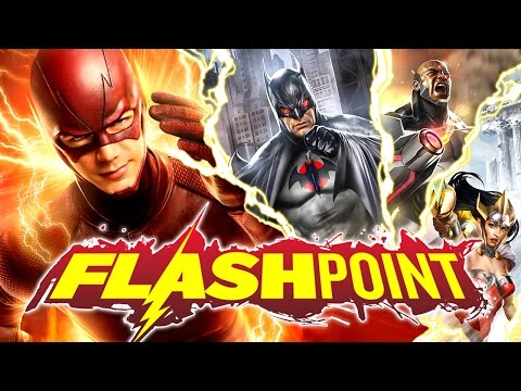 Flashpoint Won't Work for TV!