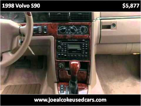 1998 volvo s90 used cars new bern nc youtube. Black Bedroom Furniture Sets. Home Design Ideas