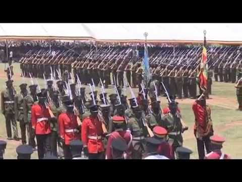 Uganda's 54th Independence celebrations