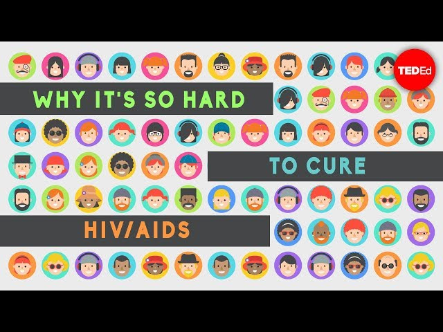 Why its so hard to cure HIV/AIDS - Janet Iwasa