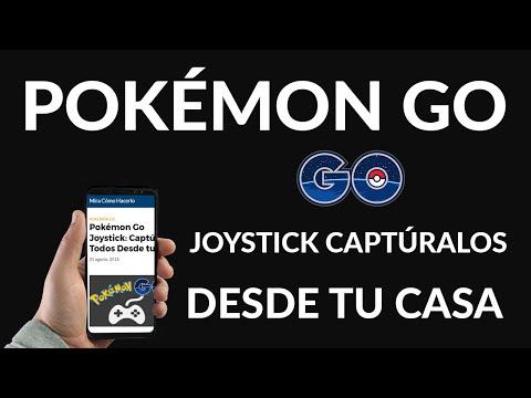 Pokémon Go Joystick - Captúralos a Todos Desde tu casa