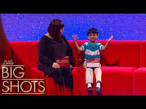 Akash Has Read The Whole Dictionary! | Little Big Shots