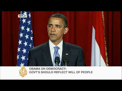Obama addresses the Muslim world - Part 2 - 04 June 09