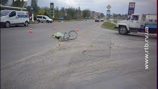 Велосипедист загинув під колесами автомобіля у Дубні: подробиці